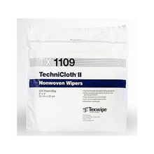 TechniCloth® II TX1109 Dry, Non-Sterile, cellulose/polyester, nonwoven wipers