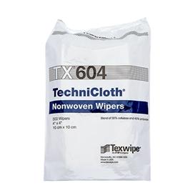 TechniCloth® TX604 Dry, Non-Sterile, cellulose/polyester, nonwoven wipers