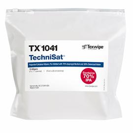 TechniSat® TX1041 Non-Sterile, nonwoven wipers pre-wetted
