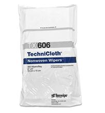 TechniCloth® TX606 Dry, Non-Sterile, cellulose/polyester, nonwoven wipers