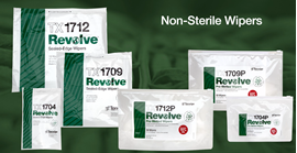REVOLVE™ Non-sterile and dry wipers