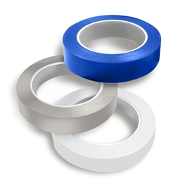 """Cleanroom Adhesive Tapes 2"""" Width - LDPE / Acrylic"""