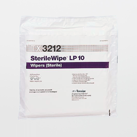 Vectra® Alpha® 10 Dry Cleanroom Wipers, Sterile