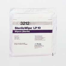 Vectra® Alpha® 10 TX3212 Dry, Sterile, 100% polyester, sealed-border wipers